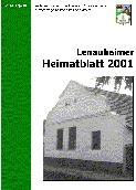 Lenauheimer Heimatblatt 2001