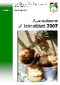 Lenauheimer Heimatblatt 2007