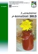 Lenauheimer Heimatblatt 2013